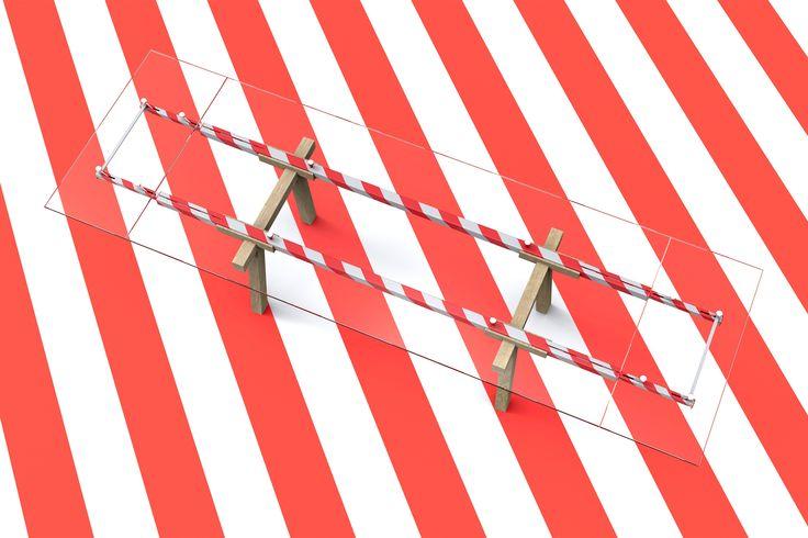 http://www.bonaldo.it/stripes/eng.html #bonaldolimitededition #stripes #tracks