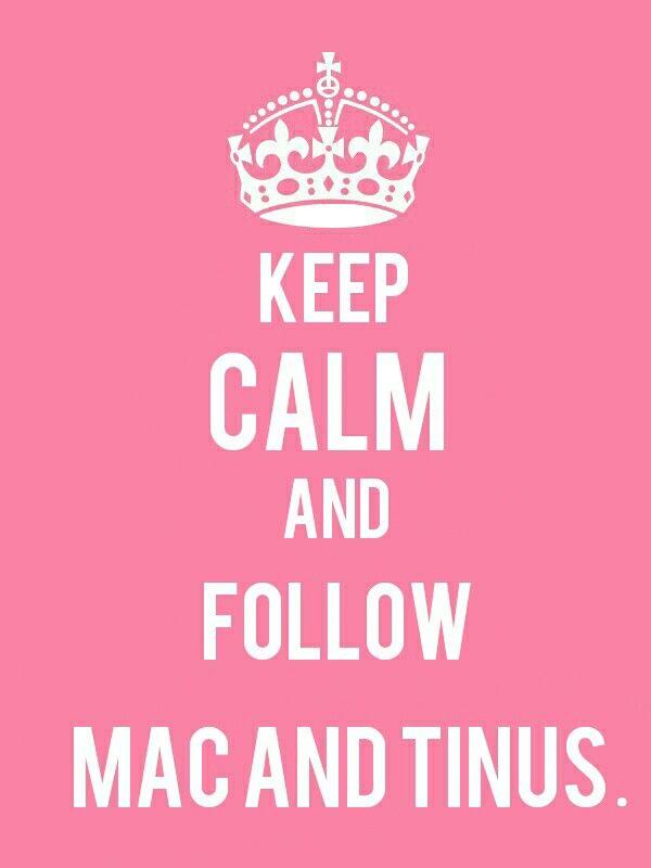 Follow them.