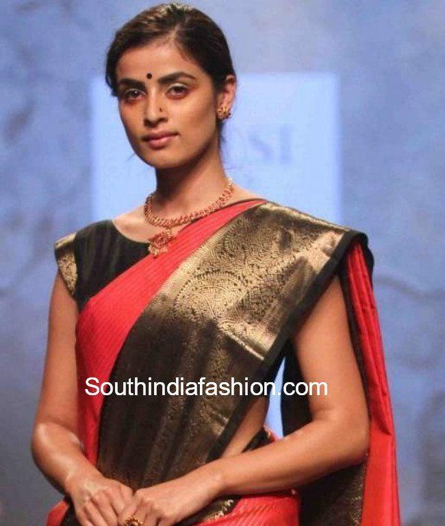 cfd547a9369d64 30 Simple Silk Saree Blouse Designs or Pattu Saree Blouse Designs ...