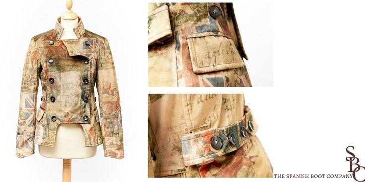 Velvet Hunt Jacket, The Spanish Boot Co