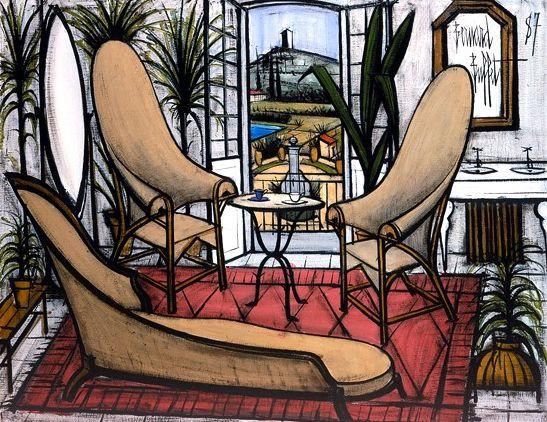 397 Best Bernard Buffet (French.1928~1999) Images On Pinterest