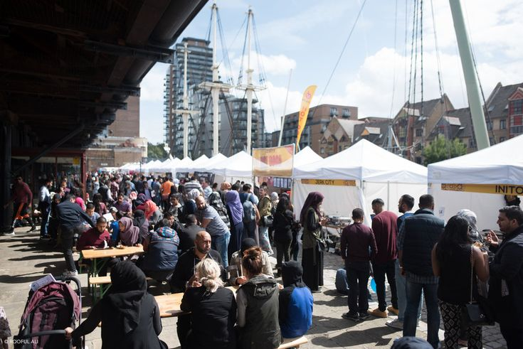 The London Halal Food Festival is coming to Tobacco Dock this August on Saturday 19th and Sunday 20th.   Tickets are on sale now!