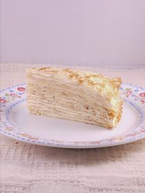 TGIB - Thank God I Bake: French Mille Crepe Cake Inspired by Lady M