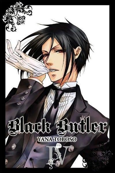 Black Butler IV
