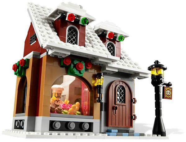 LEGO Creator Winter Village Bakery