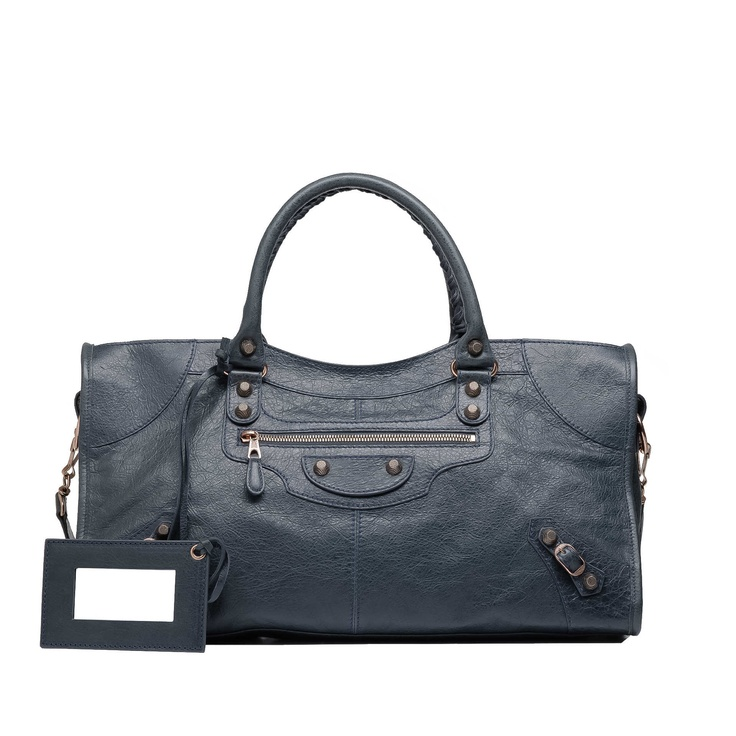 $1,945 Anthracite Balenciaga Giant 12 Rose Gold Part Time