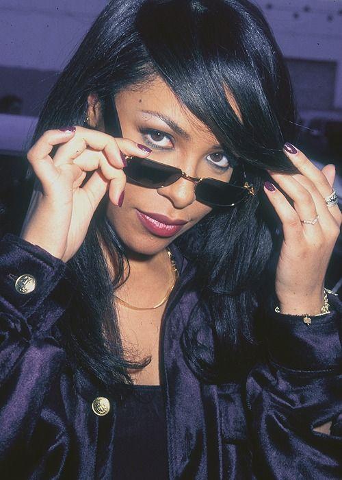 Aaliyah R. I. P. Babygirl, I miss you.
