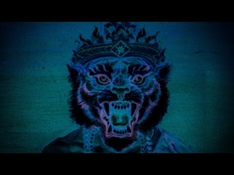 Kata Ruesi Hnaa Suea Tiger Face Lersi