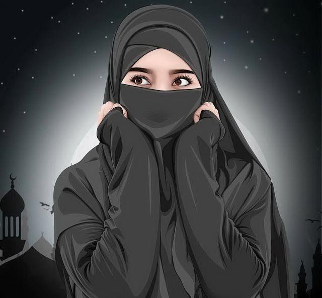 Mentahan Cover Hijab Cartoon Hijab Drawing Cartoon Girl Images Cool veiled woman wallpaper
