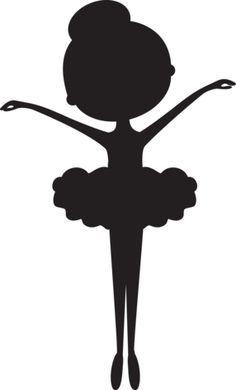1000+ ideas about Ballerina Silhouette on Pinterest | Silhouettes ...