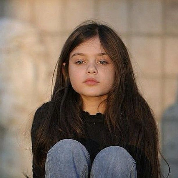 Lauren Alps, 7, a cute little kid on the outside, a sarcastic, cunning, fighter inside