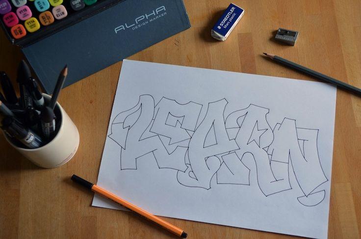 how to do graffiti 5