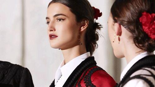 Bianca Balti, Vittoria Ceretti, Irina Sharipova & Blanca PadillaDolce & Gabbana Spring Summer 2015 Lensed by Domenico Dolce