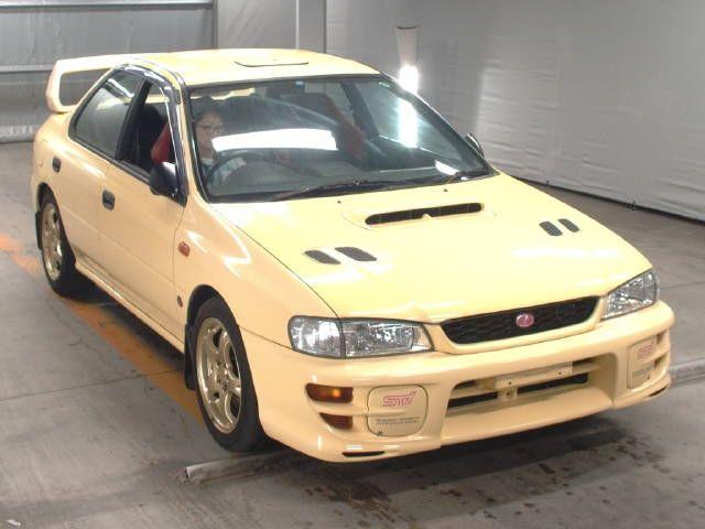 type ra sti version 6 subaru subaru cars subaru impreza rh pinterest com
