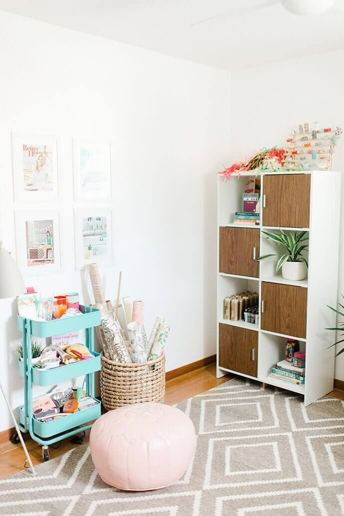 A Sweet and Sassy Girl's Room