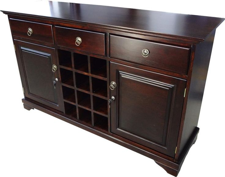 Elegant Dining Room Storage Design with Small Dining Room Servers: Buffet Servers For Sale | Sideboards For Dining Room | Dining Room Servers
