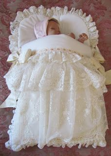 El mejor gusta en decoración de lencería de bebe