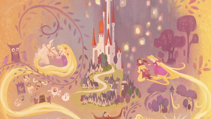 Tangled: Before Ever After - TTS TBEA 0211 - Animation Movies
