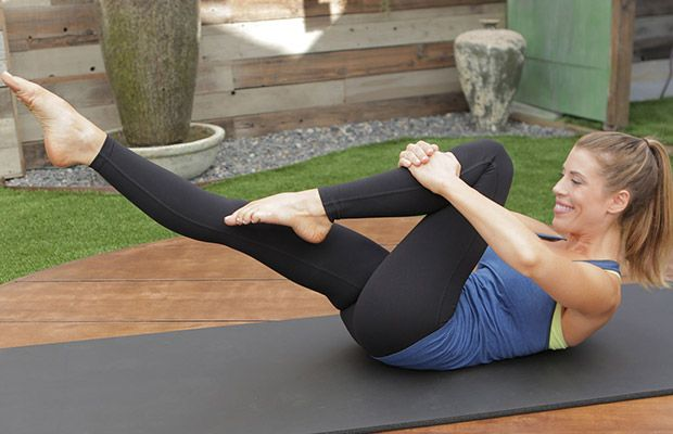7 Easy Pilates Workout Moves for Beginners