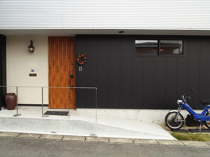 PHOTO / – カドのいえ – - 名古屋市の住宅設計事務所 フィールド平野一級建築士事務所