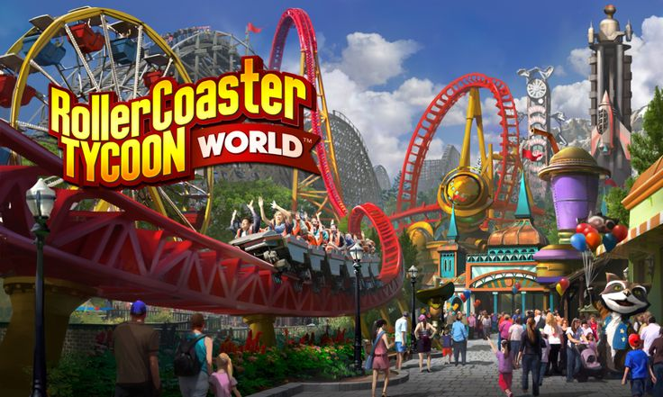 RollerCoaster Tycoon World Promises Graphics Overhaul -  RollerCoaster Tycoon defined the childhoods of many gamers. We all built the rollercoaster of death, a one-way high-speed ride that shot a group of unlucky park guests into the great unknown. The game was a creative theme park simulator and it was a lot of fun. On March 5, developer Pipeworks...