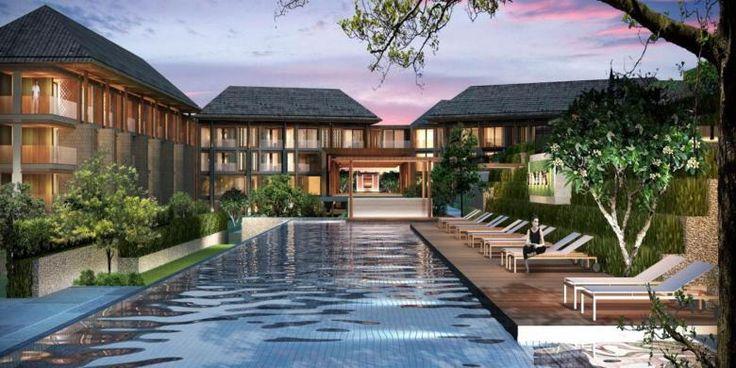 Kuartal Pertama 2016, Tingkat Hunian Hotel di Bali Naik Dua Digit - Kompas.com