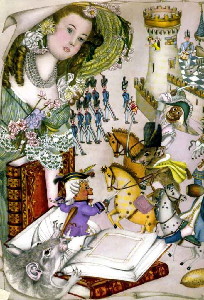 Adrienne Segur «Story of a Nutcracker»  