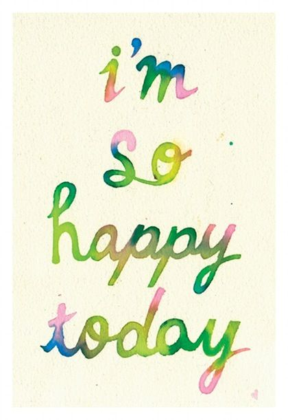 happyLife, Inspiration, Happy Day, Happy Quotes, So Happy, Happy Happy Happy, Daily Motivation, Happy Today, Things