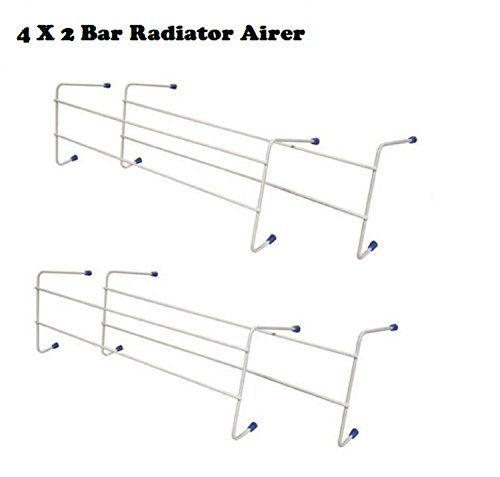 4 x 2 Bar Metal Radiator Airer Laundry Washing Clothes Socks Towel / Clothes Airer Dryer Drying Rack Rail Holder Indoor Airer New Wilson_Direct http://www.amazon.co.uk/dp/B00N3X1K1E/ref=cm_sw_r_pi_dp_-Eydub1CRCZJ0