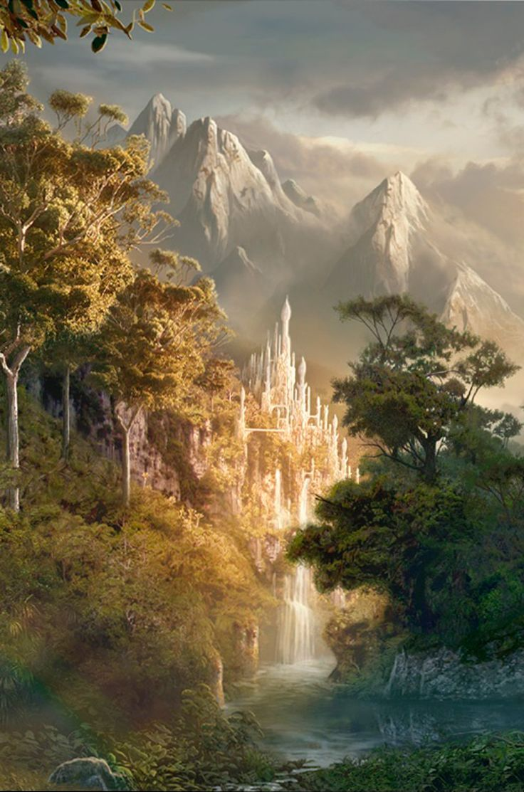 A Castle, hidden from view. The Secret Kingdom from The Castle Of Haika/Haka. Join forces with The Kingdom Of The Souls, in secret.   {Sarel Theron}