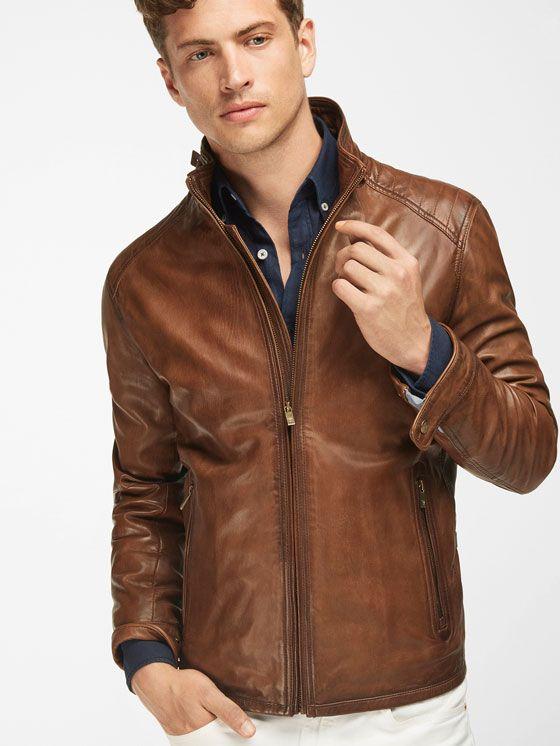 mejores Pinterest 11 de jackets LEATHER imágenes Chaquetas en SdOqwA