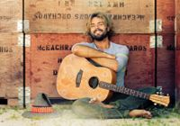 XAVIER RUDD: an Australian singer, songwriter, multi-instrumentalist, and environmental conservationist.