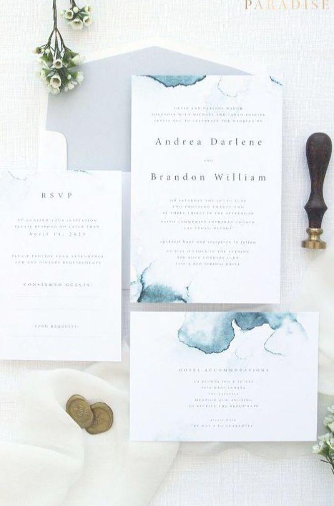 Design And Download Wedding Invitations Online Wedding Venues Near Johnson City Tn Wedding Stationery Trends Wedding Stationery Beach Wedding Invitations