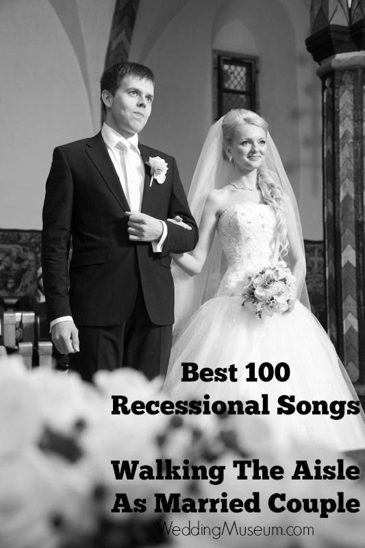 Recessional Songs As Married Couple