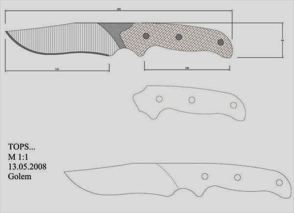 Facon Chico Moldes De Cuchillos Cuchillos Personalizados Plantillas Cuchillos Cuchillos