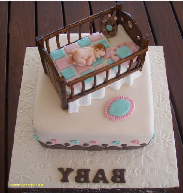 Ideas On Baby Shower Cakes