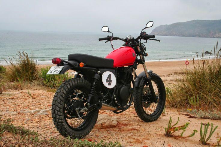 Suzuki-GN250-Scrambler-03.JPG - repined by http://www.motorcyclehouse.com/ #MotorcycleHouse