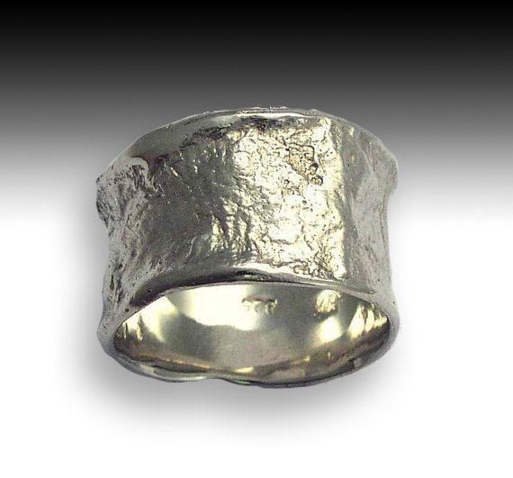 Ring Thumb Wide Band Thimble