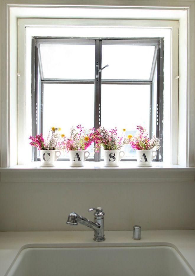 26 Windowsill Decoration Ideas: 31 Best Window Sill Images On Pinterest