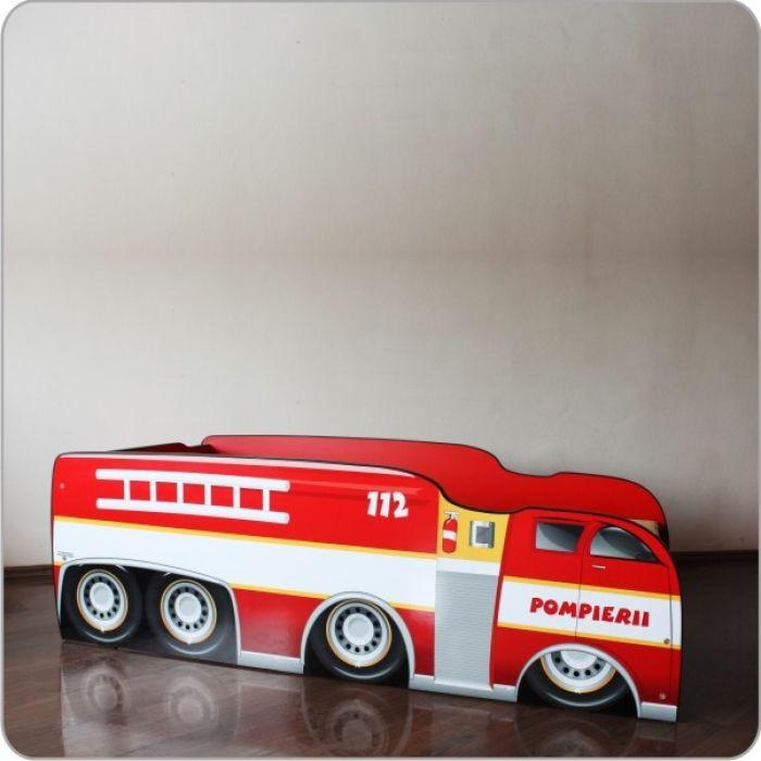 Pat masina Pompierii 2