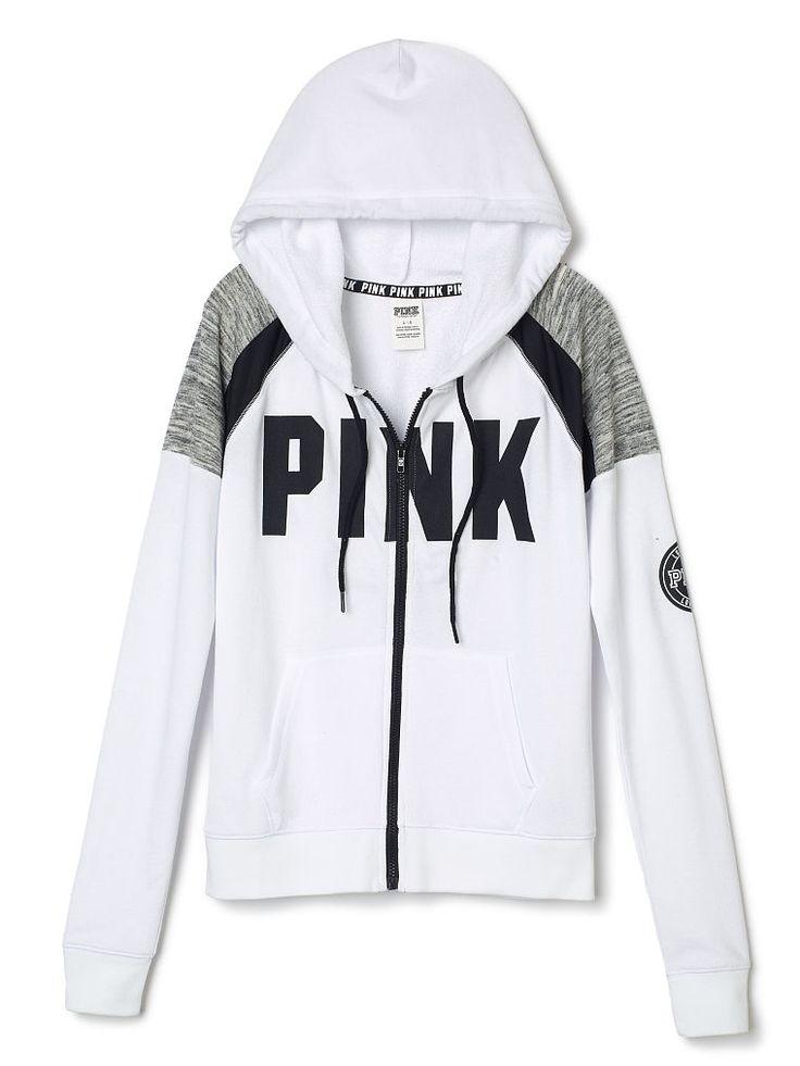 Best 25  Full zip hoodie ideas only on Pinterest | Zip hoodie, Vs ...