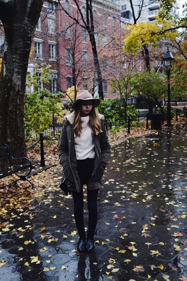 Chic of the Week: Courtney's Adorable Anorak