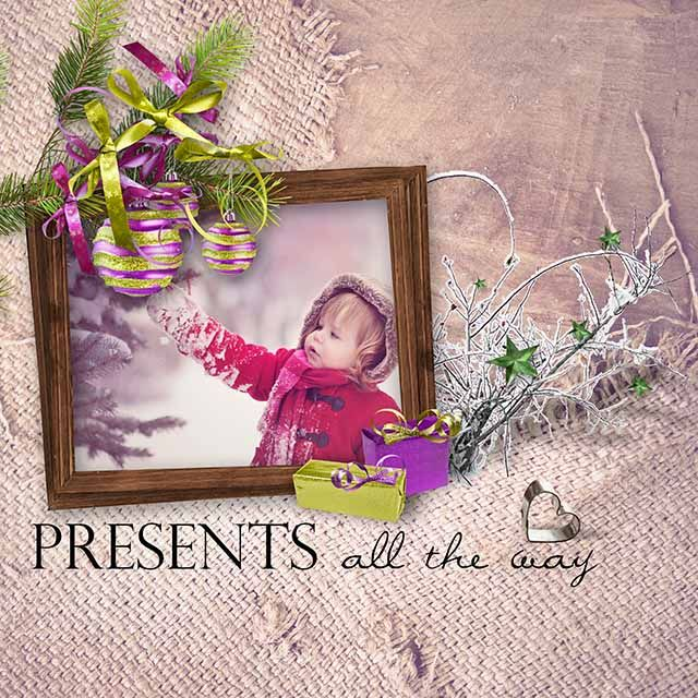 shop with merry layout by SITA @Pickleberrypop  @PST Designs