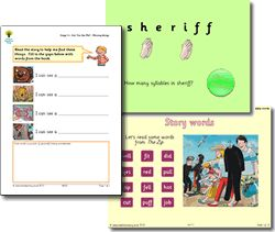Teachit Primary now provides resources to accompany Oxford Reading Tree