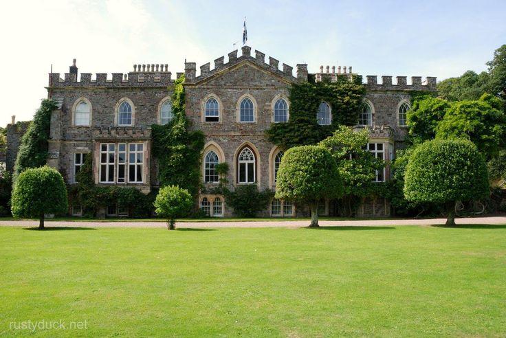 Hartland Abbey, Devon
