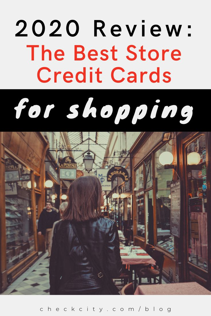 2020 review the best store credit cards in 2020 store