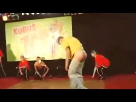 Open the Door, Get on the Floor, and Check Out These Dancing Fails