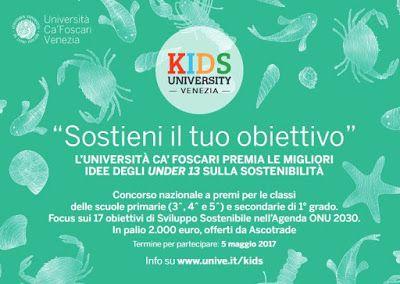 Amici della Scuola: UNIVERSITA' CA' FOSCARI Venezia - Concorso Naziona...