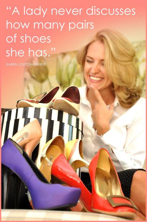 Shoe Wisdom – Quotes about Shoes   http://www.thedailyshoe-official.com/shoe-wisdom/