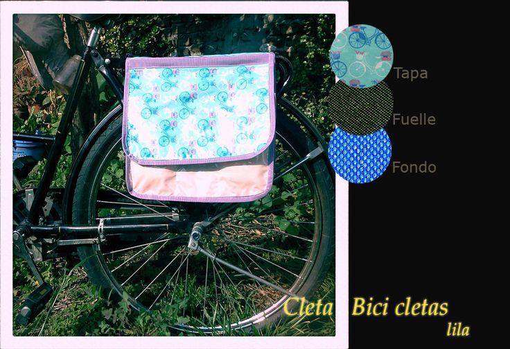 Alforjas para Bicicletas, en https://www.facebook.com/profile.php?id=100007799057529